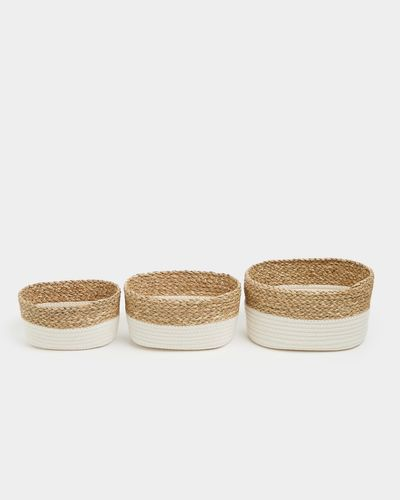 Baskets - Pack Of 3