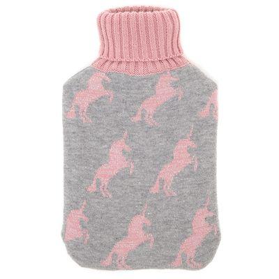 Unicorn Knitted Hotwater Bottle thumbnail