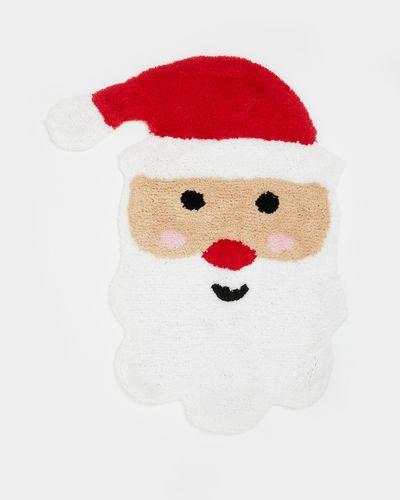 Santa Bath Mat