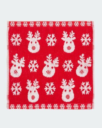 Reindeer Face Cloth
