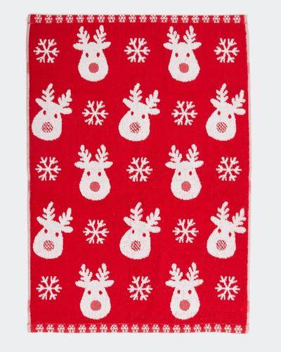 Reindeer Towel