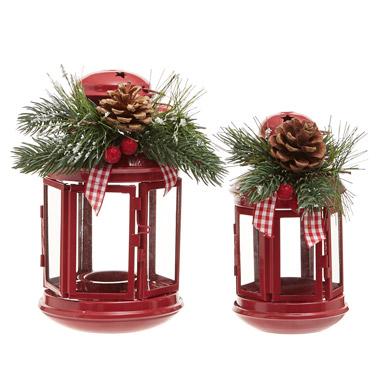 redFoliage Lantern