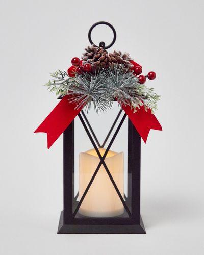 Lantern With LED Candle thumbnail