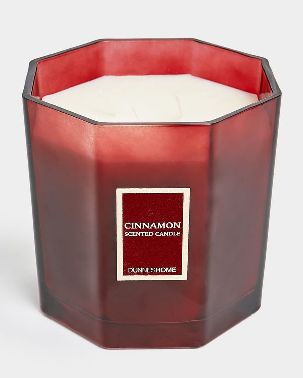Octagon Candle