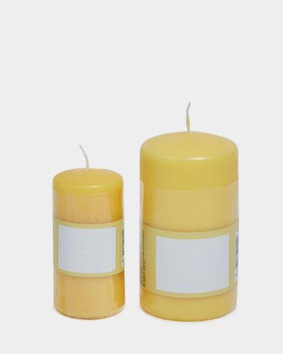 Colour Pillar Candle thumbnail