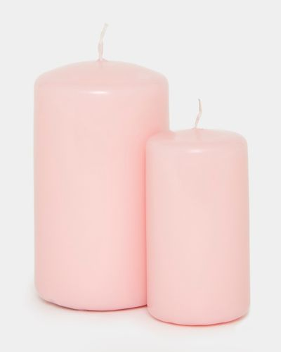 Colour Pillar Candle thumbnail