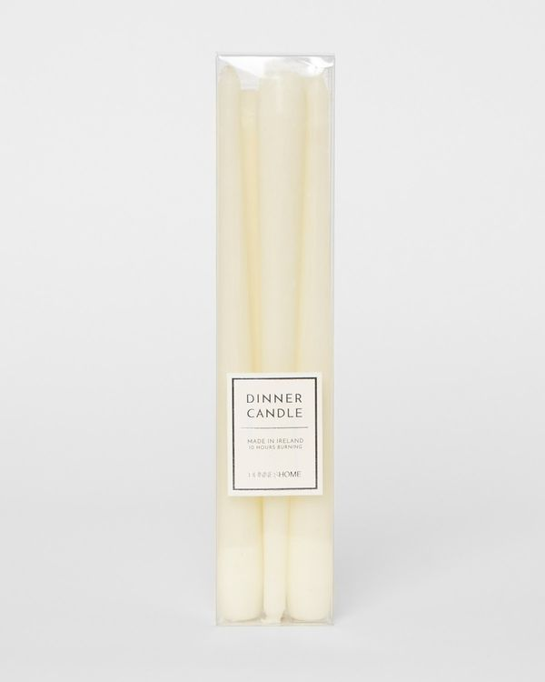 Dinner Candle - Pack Of 6