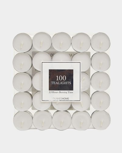 Tealights - Pack Of 100 thumbnail