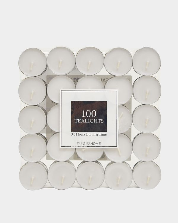 Tealights - Pack Of 100