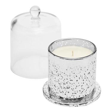 silverCloche Candle