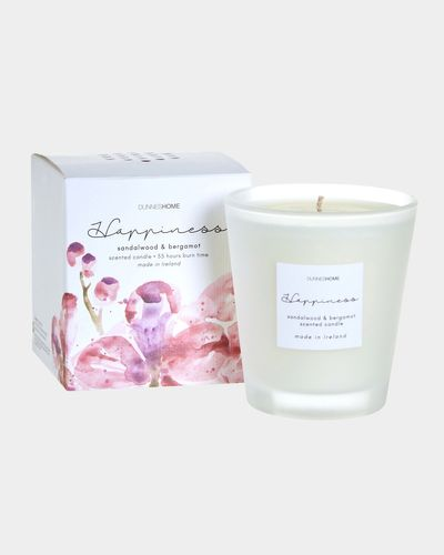 Happiness Boxed Scented Candle