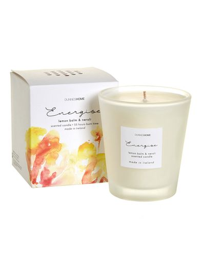 Energise Boxed Scented Candle