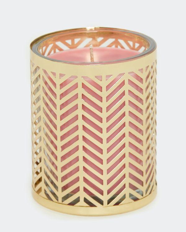 Metallic Candle