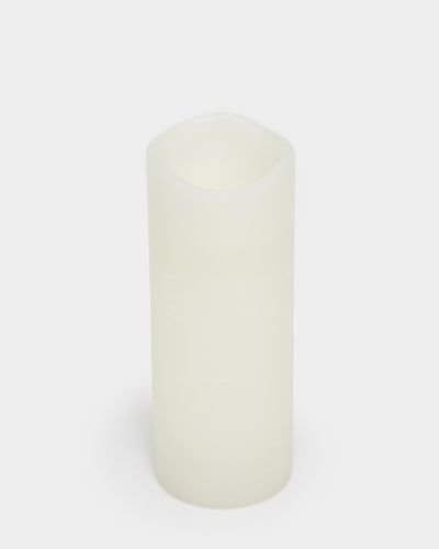 8in Flameless Scented Candle thumbnail