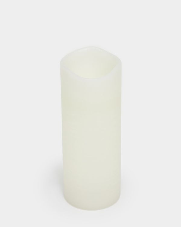 8in Flameless Scented Candle