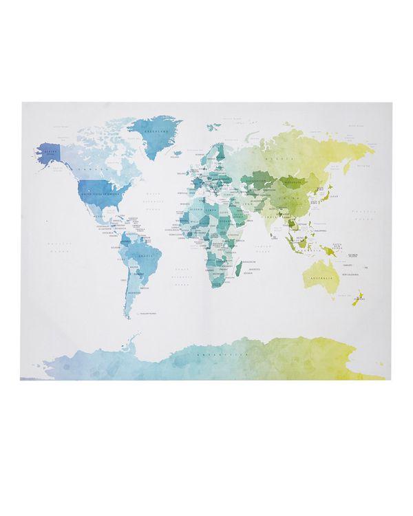 Colour Map Canvas