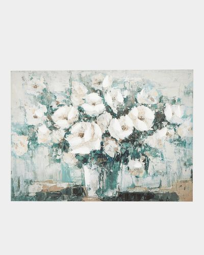 Floral Vase Canvas