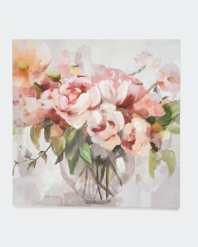 Flowers In Vase Canvas thumbnail