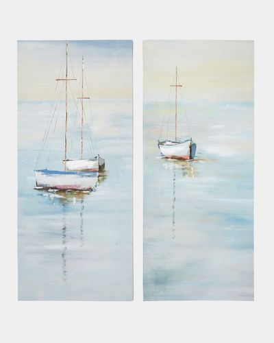 Boat Canvas - Pack Of 2