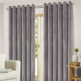 silver Belvedere Curtains