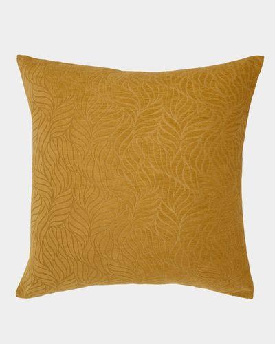 Palm Leaf Cushion
