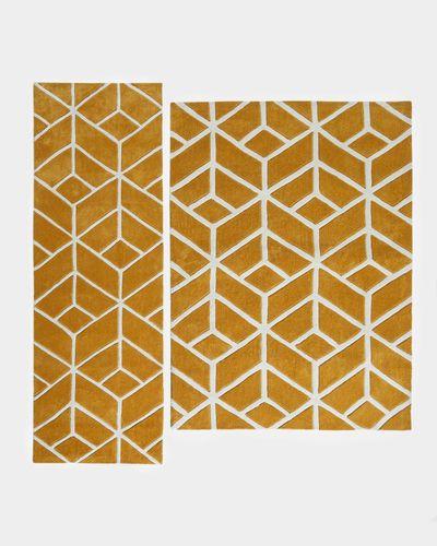 Lattice Design Rug