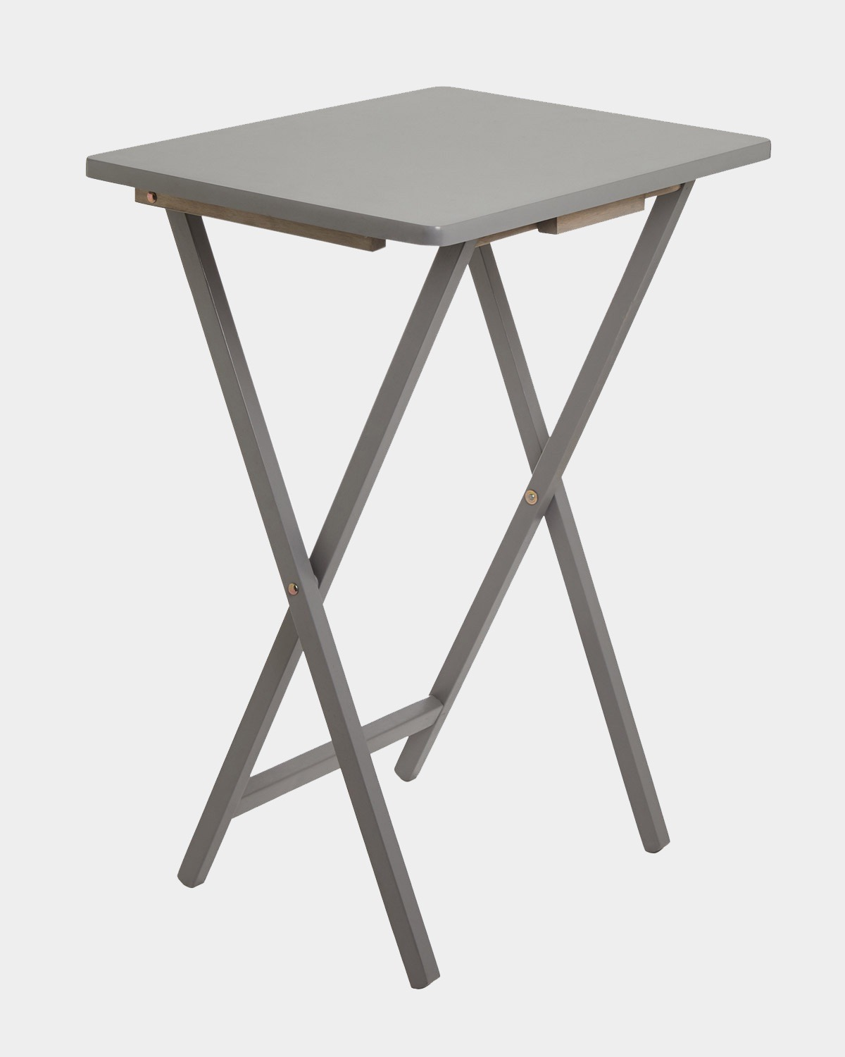 Dunnes Stores Grey Folding Table