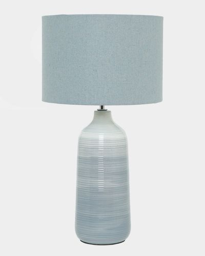 Stripe Ceramic Lamp thumbnail