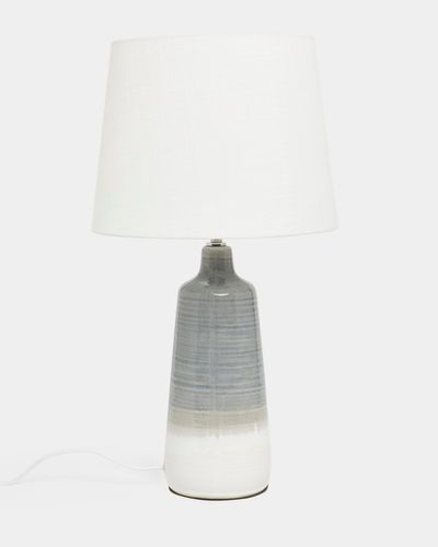 Dipped Ceramic  Lamp
