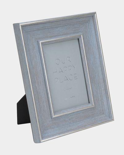 Metallic Rim Frame