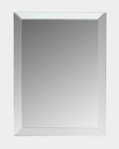 Bevelled Square Mirror