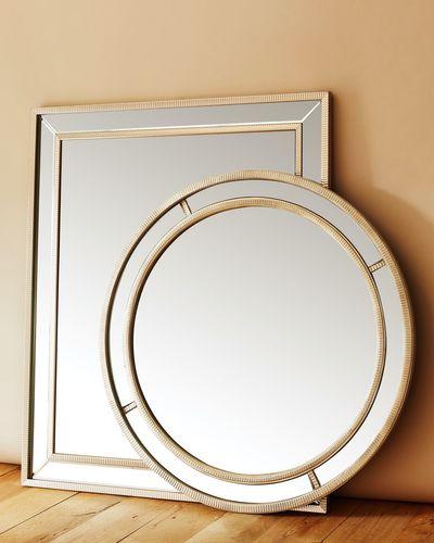 Self Frame Mirror