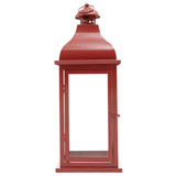 red Regal Lantern