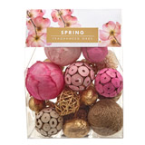 pink Fragranced Pot Pourri Pouch