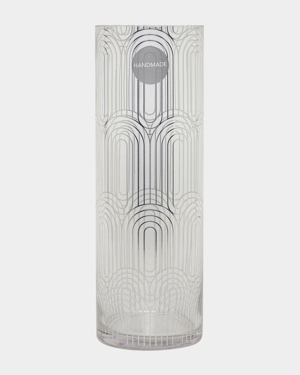 Printed Vase