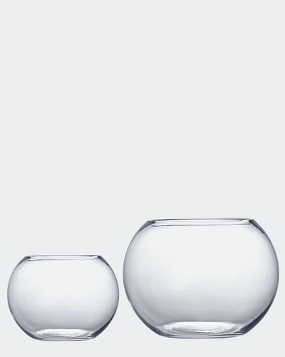 Glass Ball Vase thumbnail