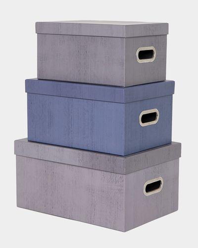Wood Grain Box
