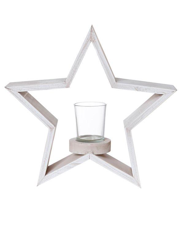 Star Tealight Holder