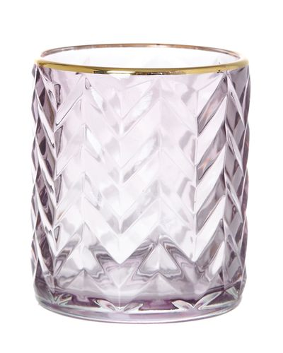 Chevron Candle Holder thumbnail