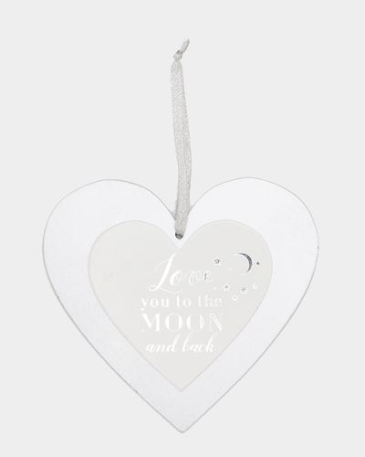 Double Hanging Heart