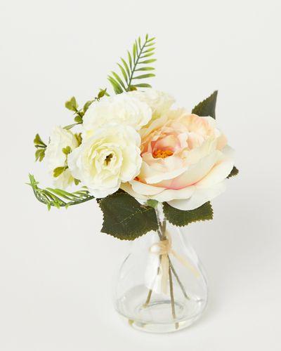 Small Flower Glass