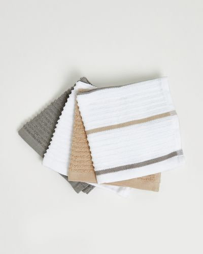 Design Dish Cloths - Pack Of 4