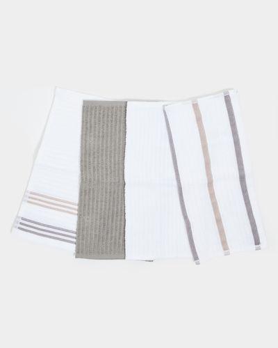 Design Dish Cloths - Pack Of 4 thumbnail