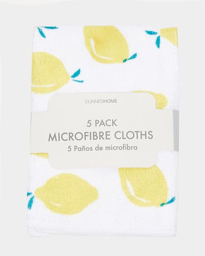 Microfibre Cloths - Pack Of 5 thumbnail