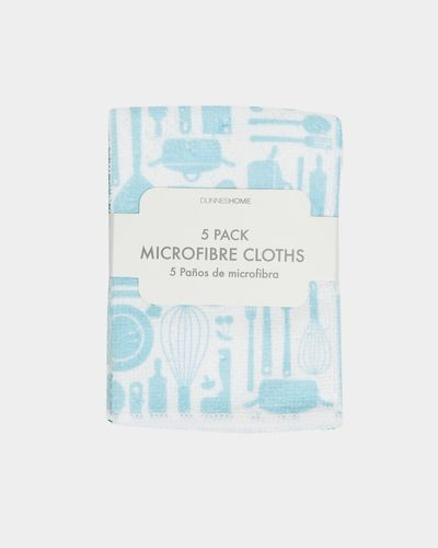 Microfibre Cloths - Pack Of 5 thumbnail