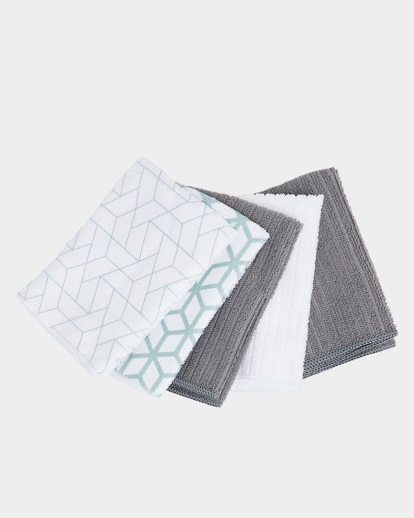 Microfibre Cloths - Pack Of 5