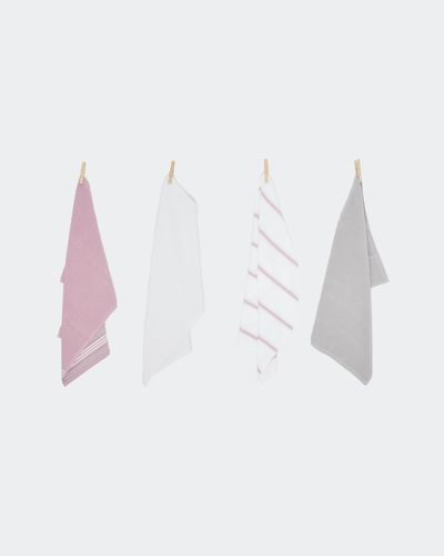 Tea Towels - Pack Of 4