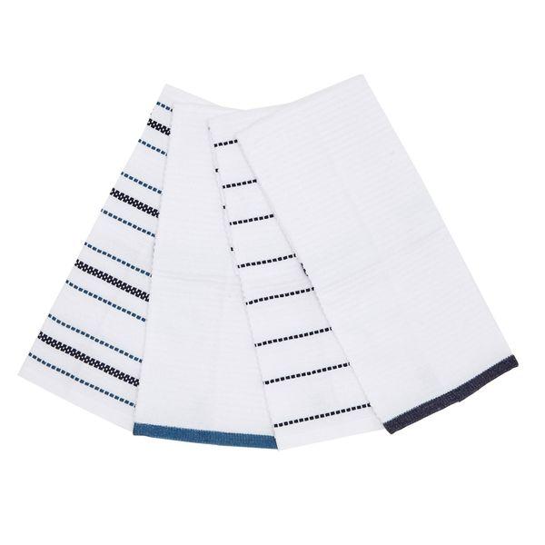 Tea Towels - Pack Of 4