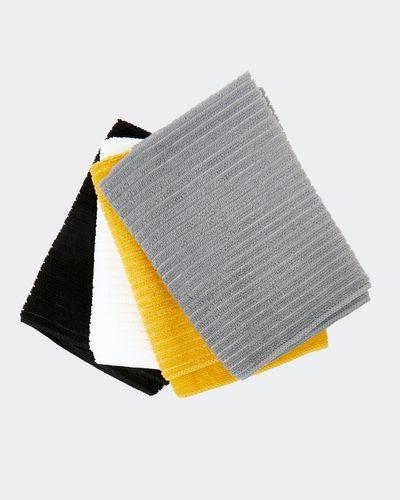 Microfibre Towel - Pack Of 4