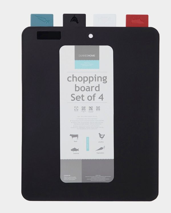 Chopping Boards - Set Of 4